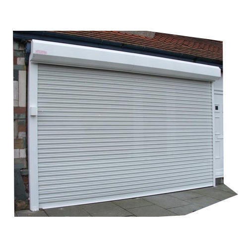 Full Height Automatic Rolling Shutter