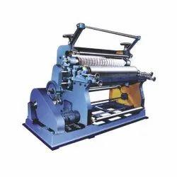 Corrugated Roll To Sheet Cutting Machine