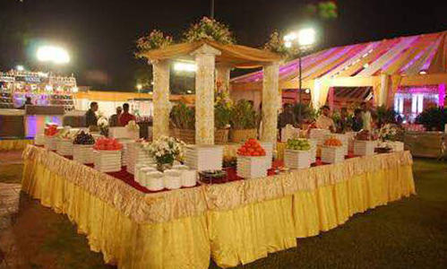 Kulfi Catering Service For Wedding Party