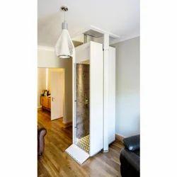 Mild Steel 5-10m Home Lifts Indoor, Capacity: 4-6 Persons