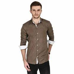 Men Grey Shirt
