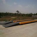 Dual Platform Digital Weighbridge