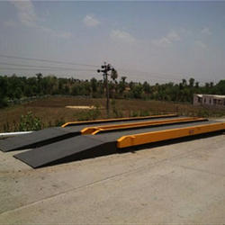 Dual Platform Weighbridge