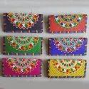 Ladies Embroidered Hand Wallet