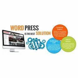 Blogging Website WordPress Website Development Service