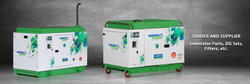 Water Cooled Diesel Generator Set for Agriculture