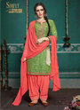 Readymade Patiala Suits