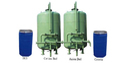 1000 LPH Demineralization Plant