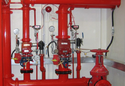 Automatic Hydrant Wet Riser System