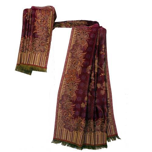 88850c1c80 Ladies Kashmiri Pashmina Shawl at Rs 6500 /piece | Cashmere Pashmina ...