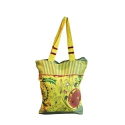 018d5dcd2 Printed Cotton Canvas Carry Bag, Rs 220 /piece, Bally Fabs ...