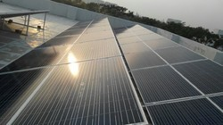 10kwp On Grid Solar Power Plant