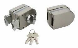 Square Type Glass Lock