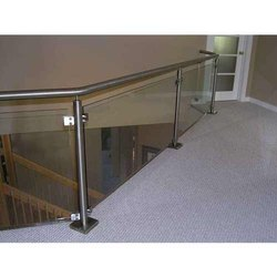 Stainless Steel Glass Railing Pipes