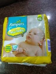 New Pampers Baby Diaper