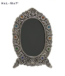 Bharat Handicrafts Silver Plated Photo Frame