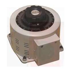 Two Phase Variable Auto Transformer (Variac)