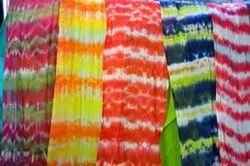 Tye Dye Shibori Fabric