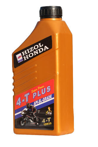 hizol honda   oil   stroke bike engine oil bharat lubricants surat id