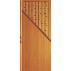 E-Door Finished Commercial Wooden Flush Door, Size/Dimension: 25mm To 50mm