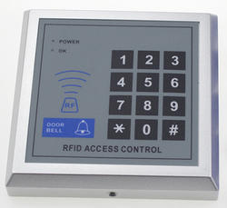 Keypad Based Single Door Controller 500 Users Password  Card