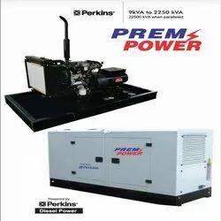 75db Perkins Diesel Generator For Power