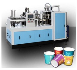 High Speed Open Cam Paper Cup Making Machine