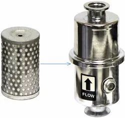 Stainless Steel Oil Mist Filter