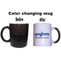 Color Changing Magic Coffee Mug