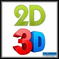 2D to 3D Migration