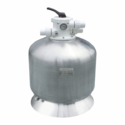 SS Top Mount Deep Bed Sand Filter