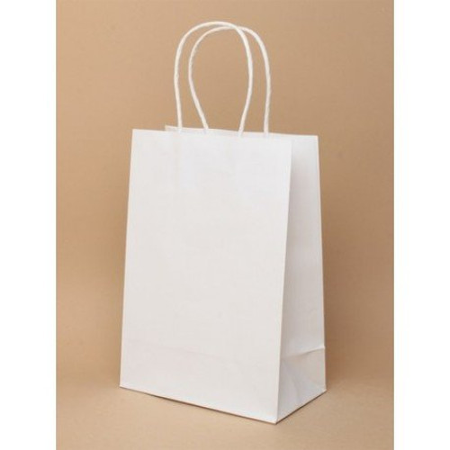 White Ng Paper Bag