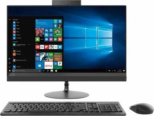 Lenovo 520 22iku Aio LED Desktop, Hard Drive Capacity: 320GB
