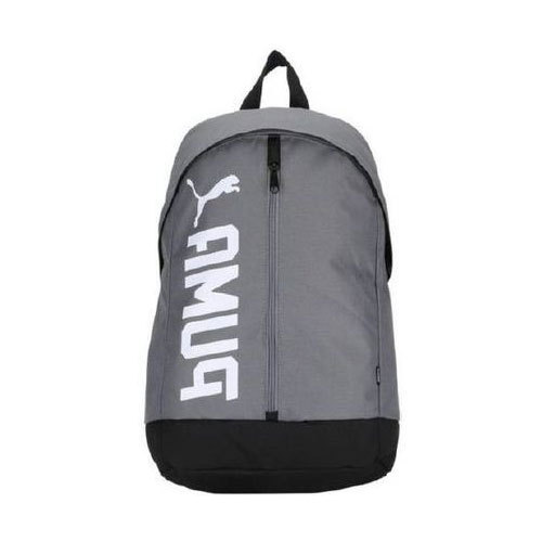Printed Puma Pioneer II Grey Laptop Backpack e6b828a66a4c5