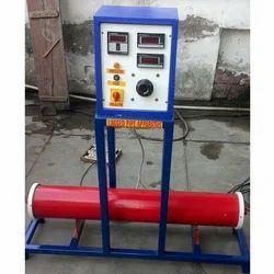 Heat Transfer Through Lagged Pipe Equipment, 220 V AC