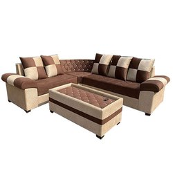 5 Seater Hotel Corner Sofa Set