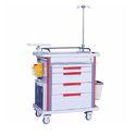 Emergency Medicine Trolley ABS