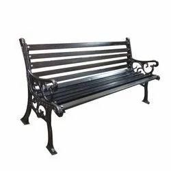 Mild Steel Garden Bench