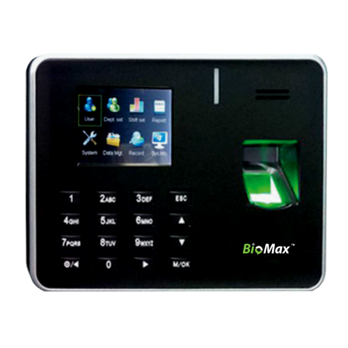Bio Max Biometric Access Control System