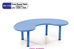 Kindergarden Bean Table