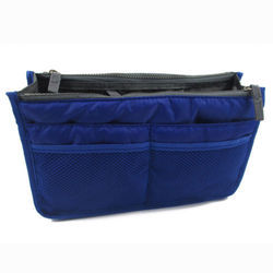 Dark Blue Hand Bag Organizer