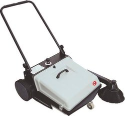 Industrial Manual Sweeper