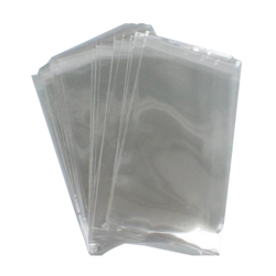 Transparent Hosiery BOPP Bags, Capacity: Up To 50 Kgs