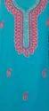 Kashmiri Embroidery Needle Work Dress Material