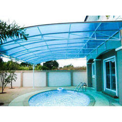 Swimming Pool Roof