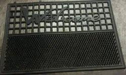 Welcome Floor Pin Mat