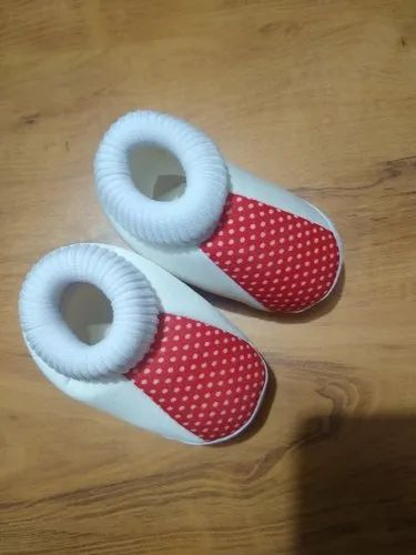 Baby Cotton Booties, Age Group: 3-12