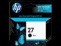 27 HP Black Ink Cartridges