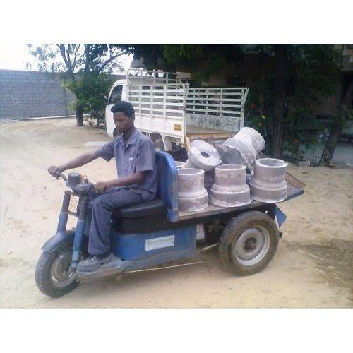 Eco Bull Electric Utility Vehicles