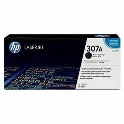 HP CE740A 307A Black Toner Cartridge